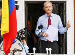 Julian Assange Working Group Cancelled By UK Government