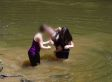 Becki Salmon, Philadelphia Bride, Saves Drowning Boy During Engagement Shoot (PHOTOS, VIDEO)