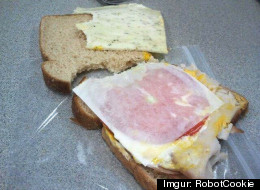 sandwich ratés photos