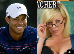 Holly Sampson Tiger Woods