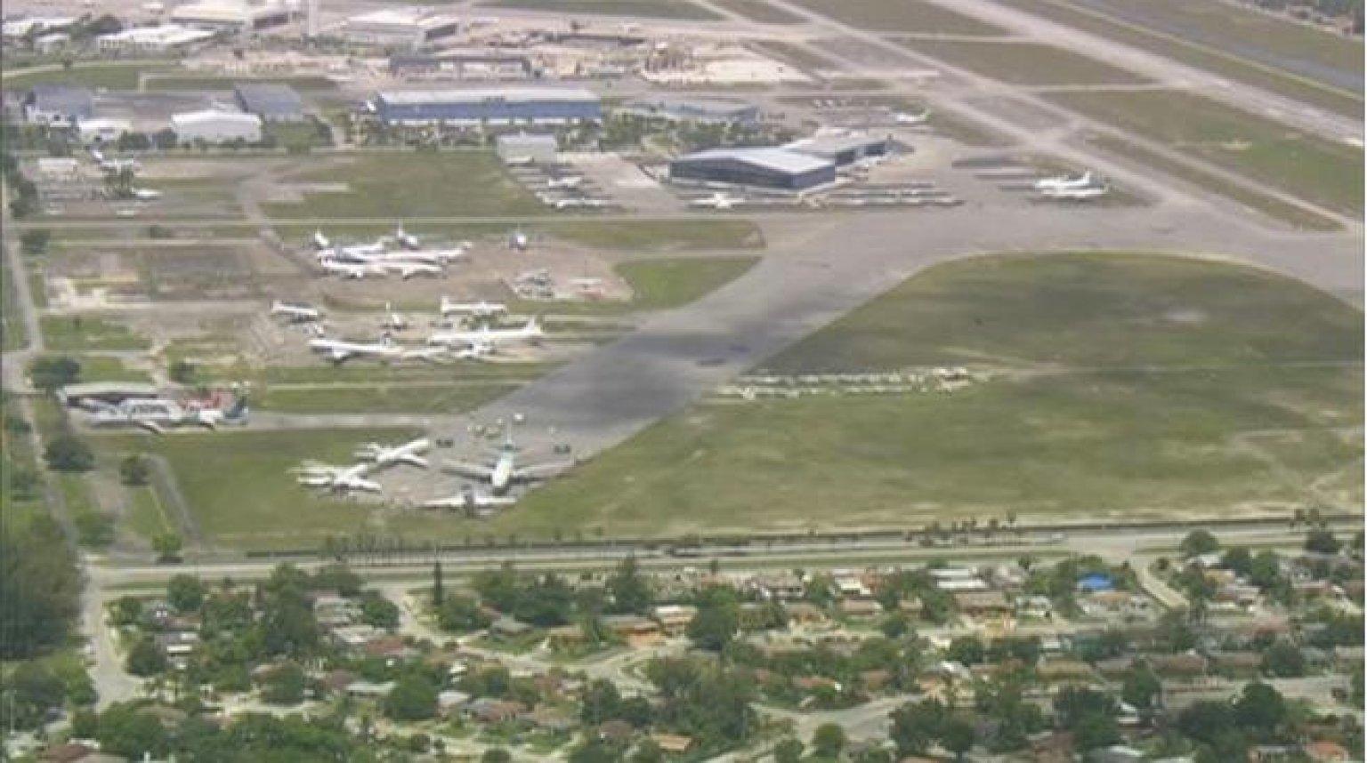 Opa Locka Executive Airport Opa-locka Airport Video