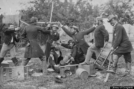 ron civil war