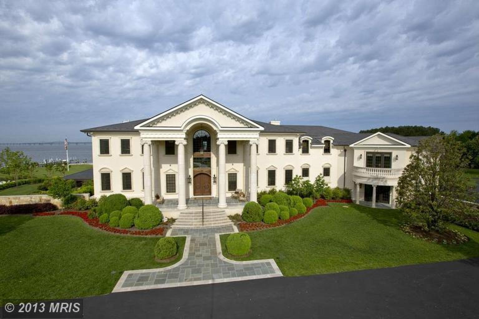 7 of the most expensive homes in and around washington d for Nice house in the world