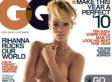 Rihanna Topless In GQ: