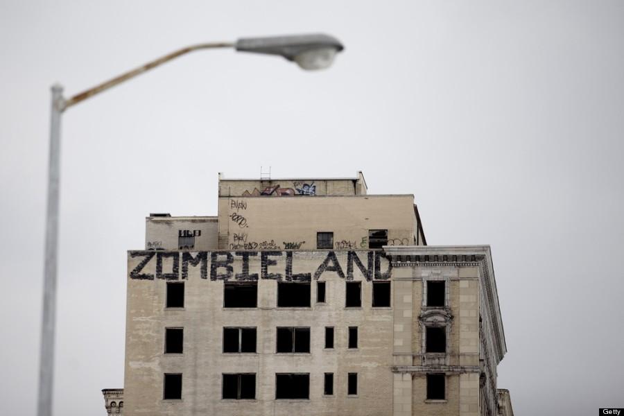 detroit grafitti