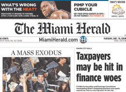 MIAMI HERALD 09 NOVEMBER 2010 by Miami Herald Ecuador - Issuu