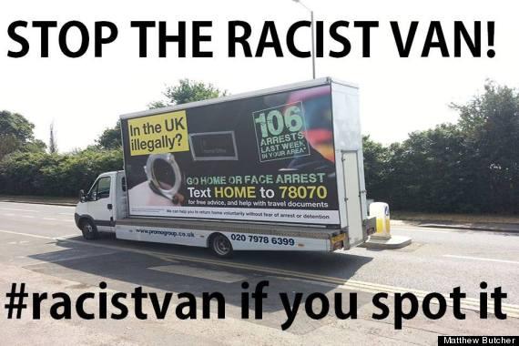 racist van
