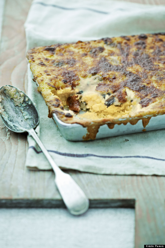 Vegetarian Recipes: Minestrone, Polenta Pie And Tomatoes Provençal ...