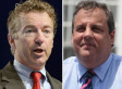 Chris Christie Rails Against 'Very Dangerous' Libertarian Policy, Rand Paul