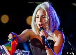 Gaga Announces First Performance Of New Single