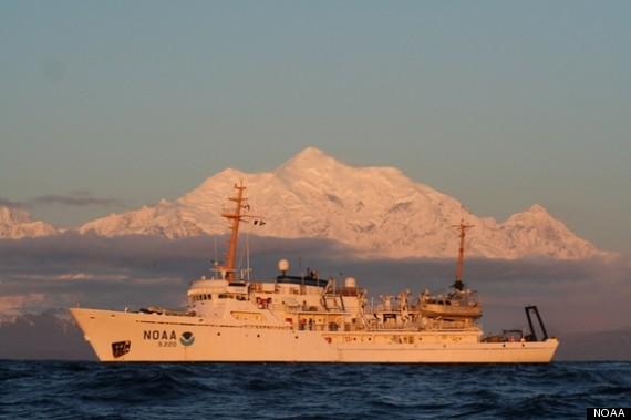 ocean acidification cruise