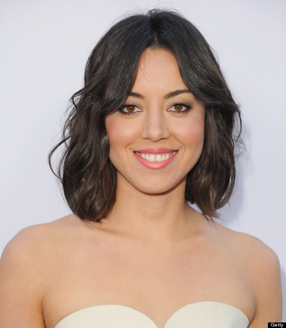 Why We Should All Aspire To Be Like Aubrey Plaza  Huffpost-9161
