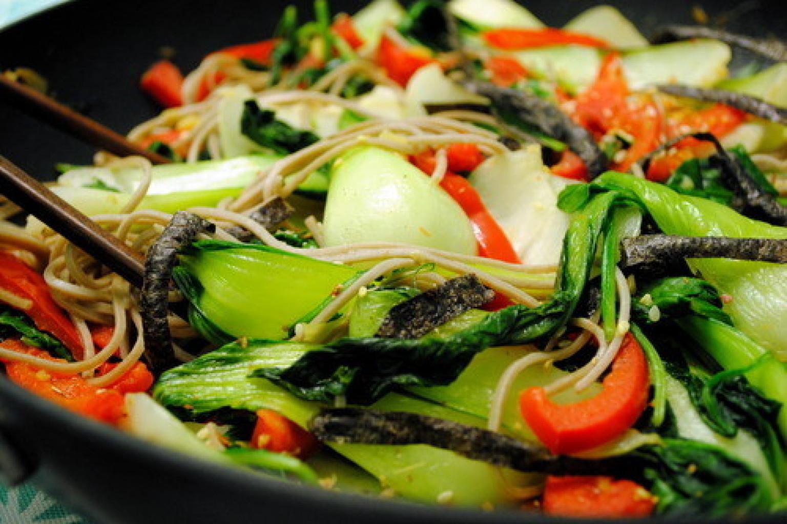 Bok choy recipes a taste of china photos