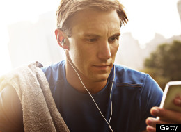 The Best Music For Your Workout Is...