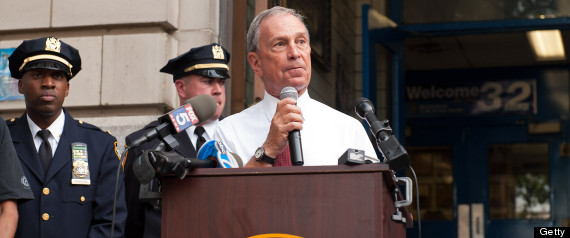 muslims criticize bloomberg