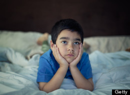 How Screen Time Affects Kids' Sleep Schedules