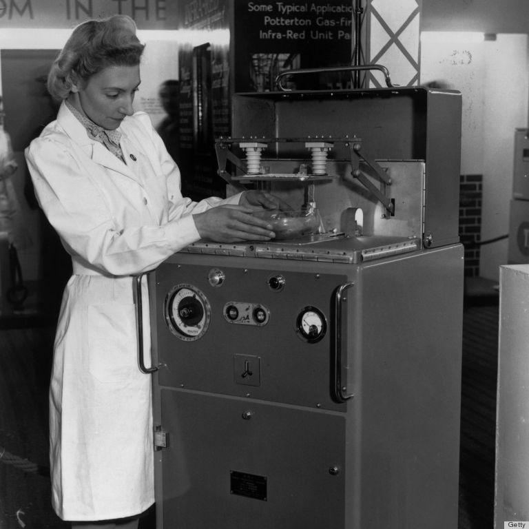 1940s microwave