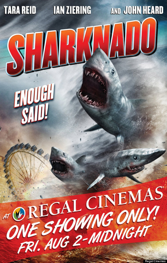 sharknado in theaters