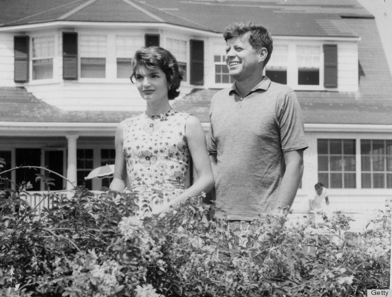 a look at the life of jacqueline lee bouvier John f kennedy, in his first year in the us senate, and the former jacqueline lee bouvier, described as a 'socialite career girl,' are flanked by their twenty attendants, page boy, and flower.