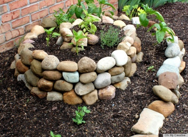 Spiral Vegetable Garden Will Completely Change Your Mind About ... on
