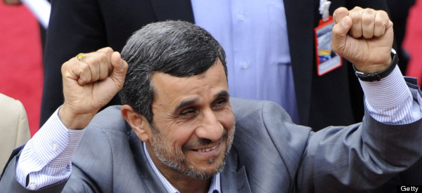 Ahmadinejad U? Mahmoud Reportedly Opening University In Tehran