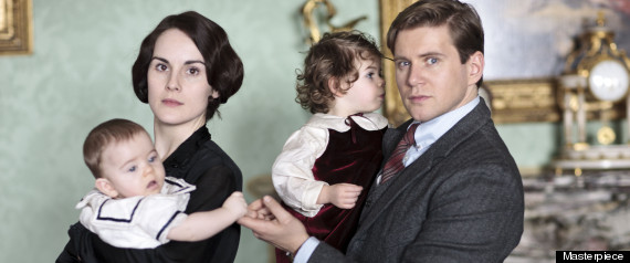 DOWNTON ABBEY PICTURES