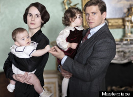 Adorable New 'Downton Abbey' Pictures Are Here