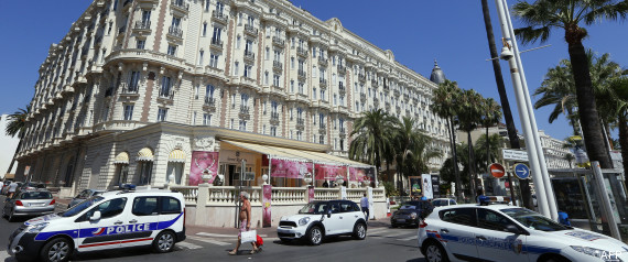 carlton cannes