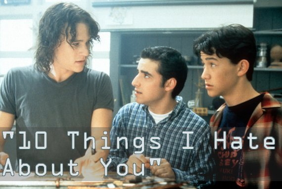 10 Things I Hate About You Joey: 1990 Things From The 90s To End The Nostalgia Once And For