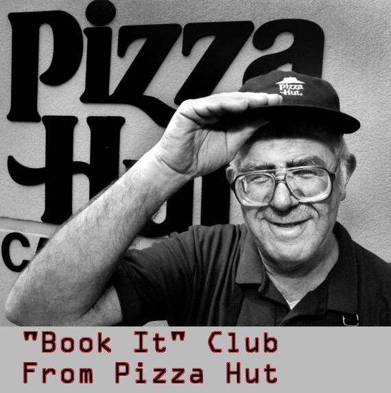 pizza hut book it