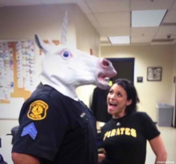 police licorne