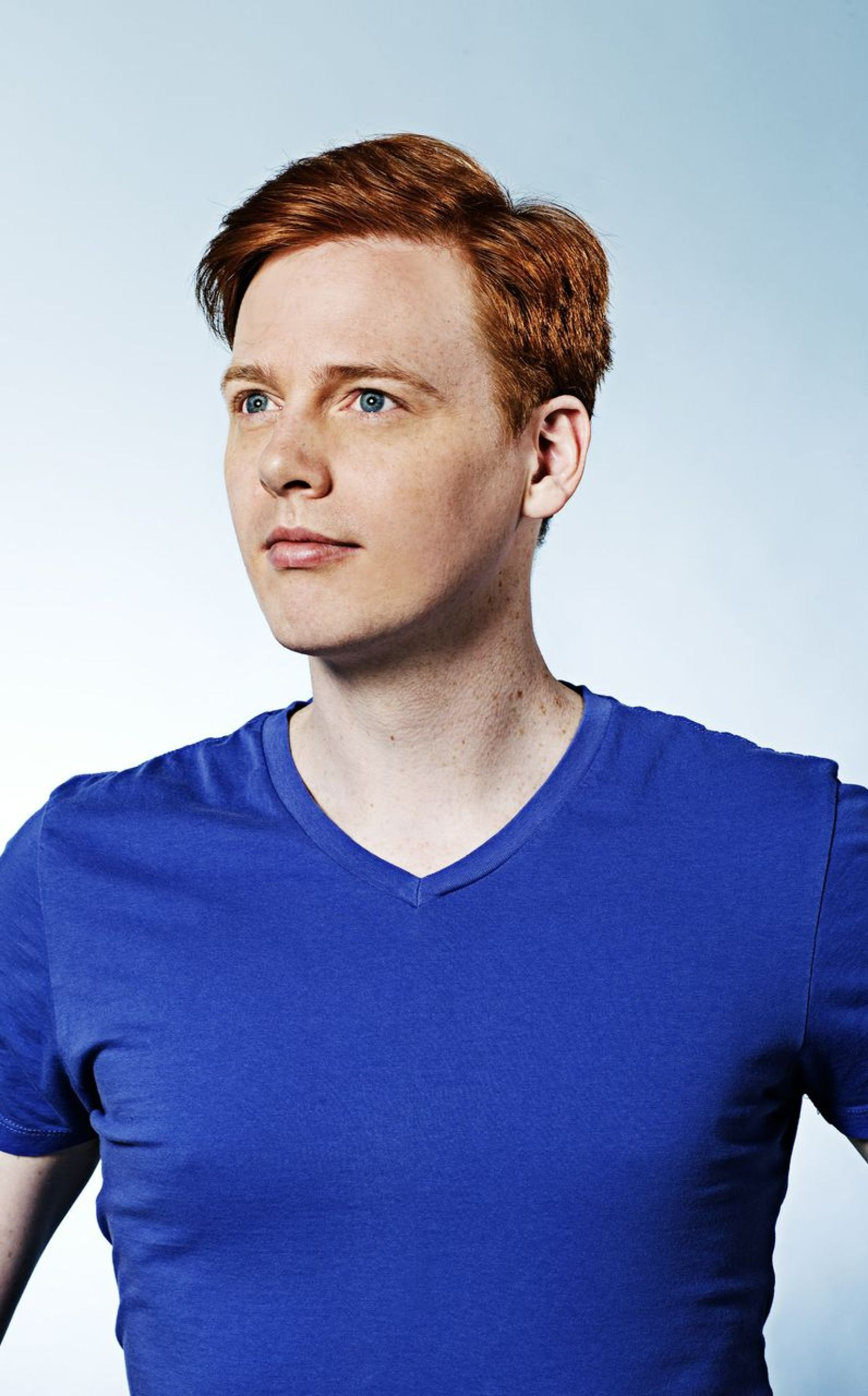Ginger Pride Walk: Comedian Shawn Hitchins To Lead ...