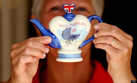 prince george tea