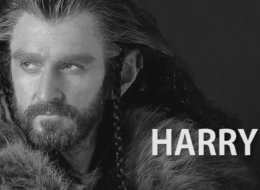 WATCH: One Direction Movie - The Hobbit Version