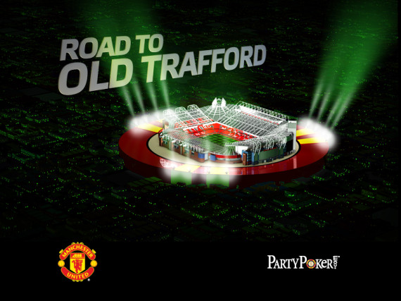 old trafford party poker
