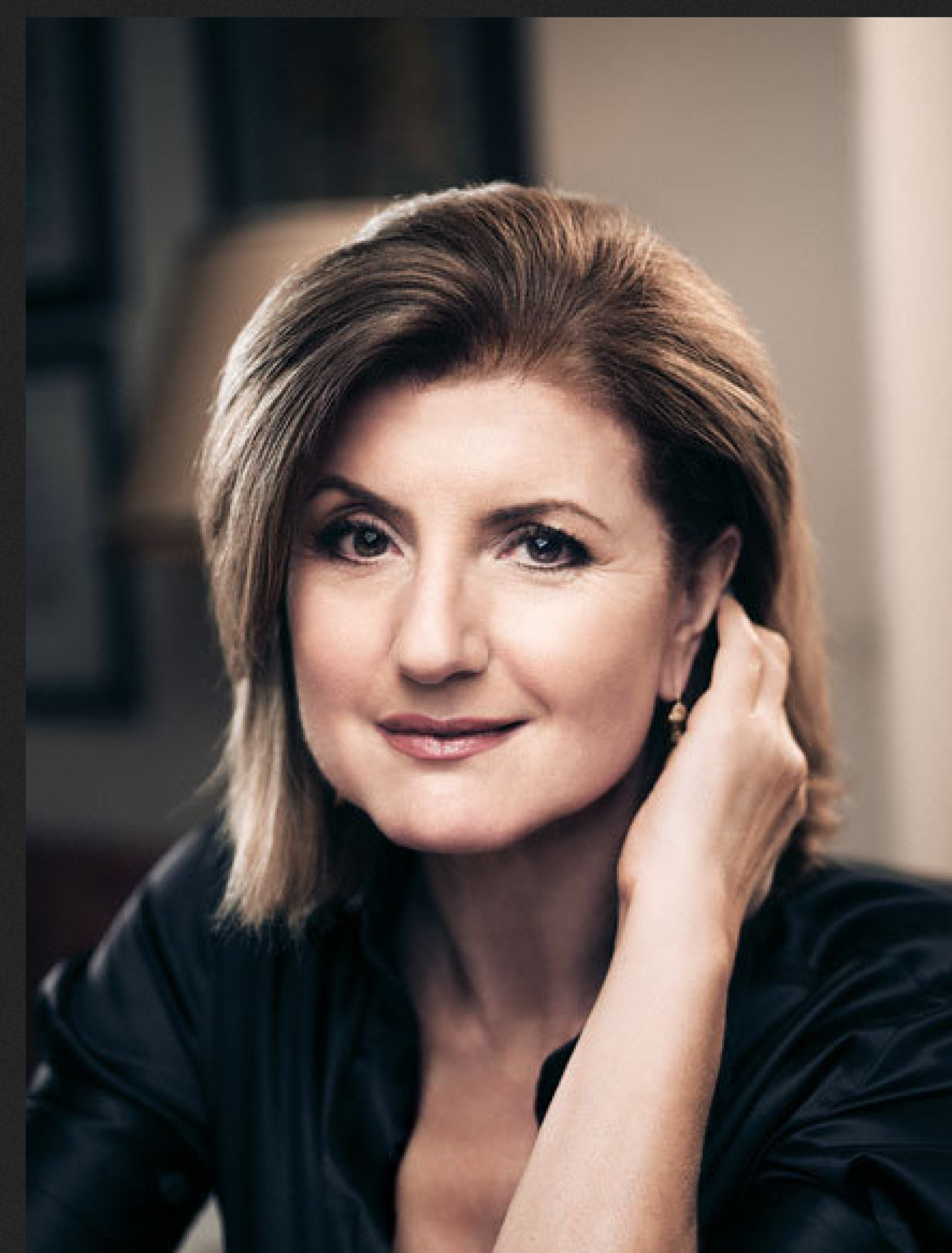 Arianna Huffington: 'The Third Revolution Is To Change The