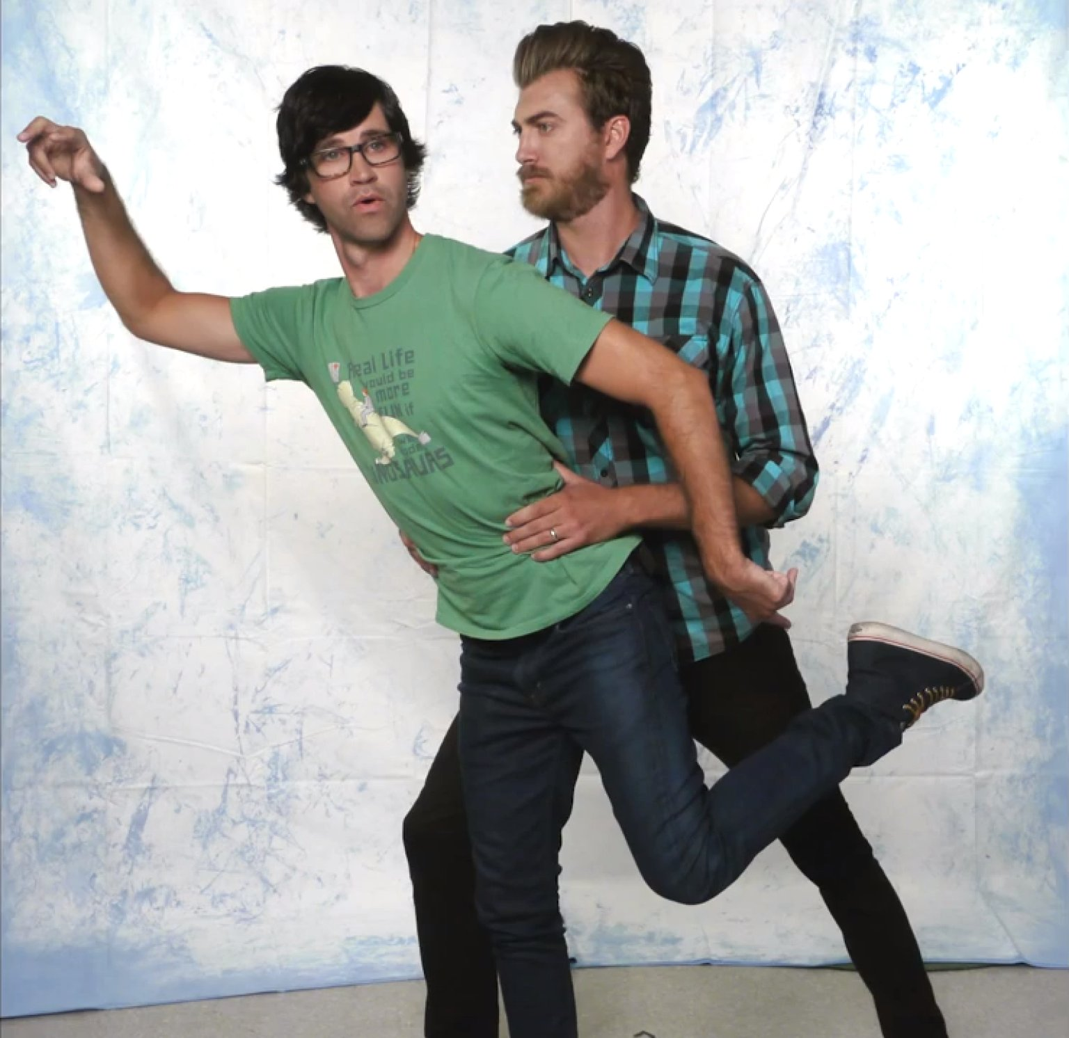 Rhett and link gay