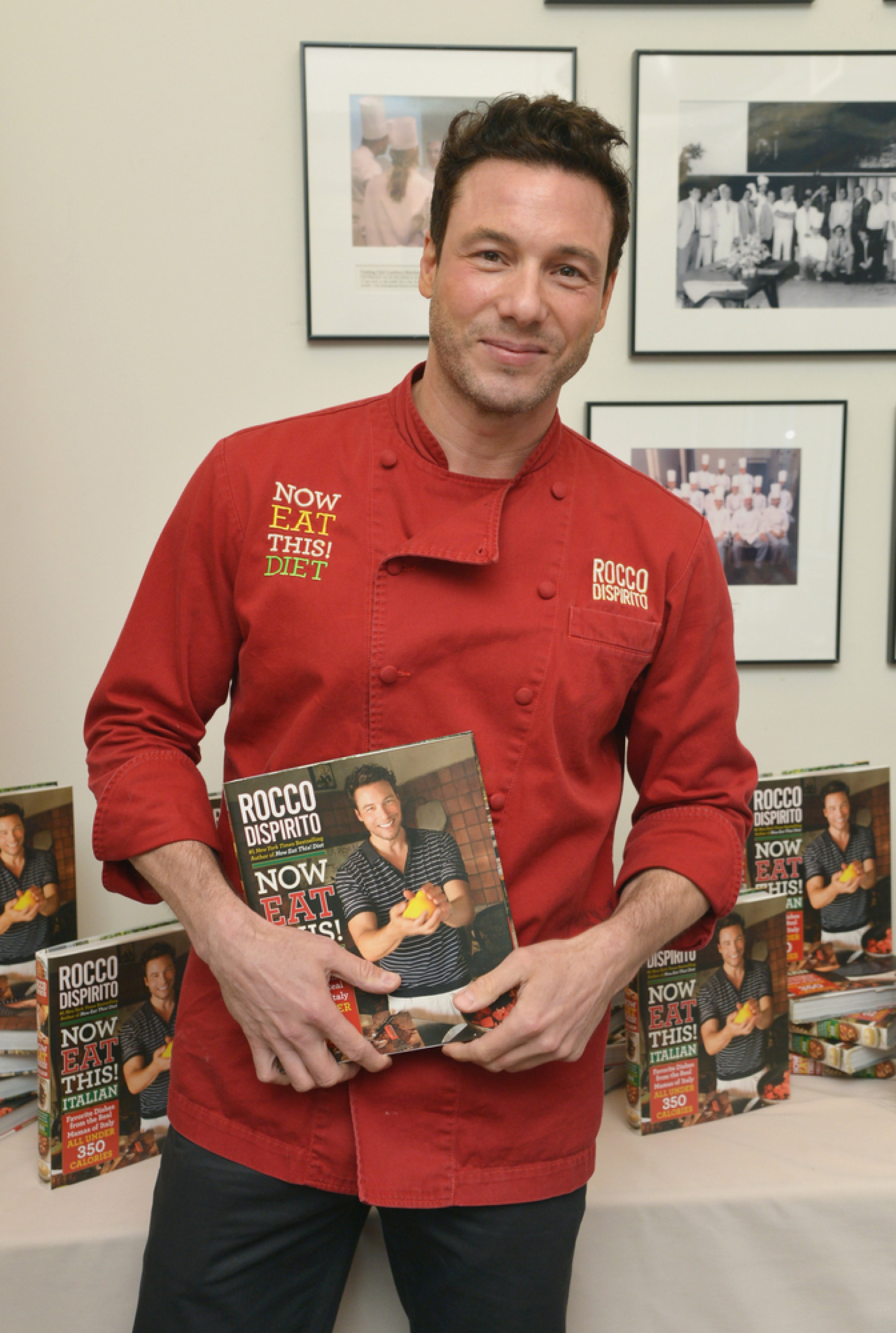 Celebrity Chef Rocco DiSpirito Talks Weight Loss And His ...