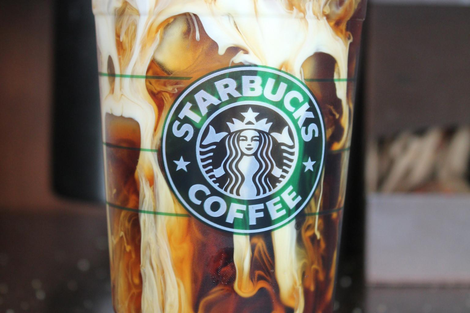 Starbucks Fat Free Drinks