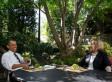 Obama, Hillary Clinton All Smiles During Private Lunch Meeting (PHOTO)