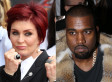 Sharon Osbourne Disses Kanye West, Says He Should Sell Cars For A Living