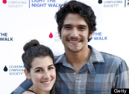 tyler posey engaged