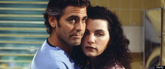 GEORGE CLOONEY JULIANNA MARGULIES