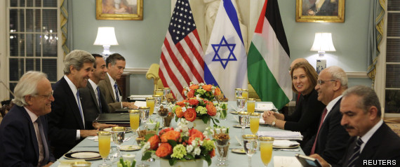 NEGOCIATIONS ISRAELOPALESTINIENNES