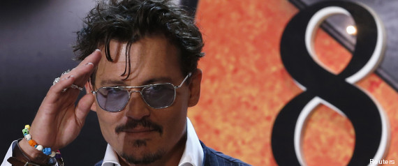 johnny depp retraite