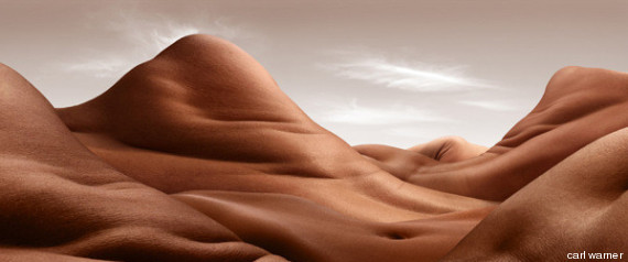 bodyscapes carl warner