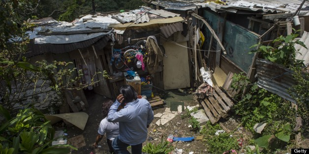 Mexico S Poverty Rate Half Of Country S Population Lives