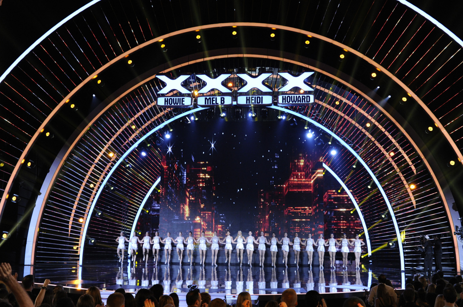 America's Got Talent Stage