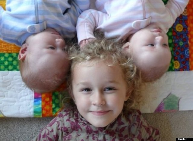 twins daugther
