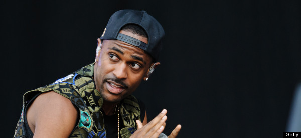 Big Sean Can't Stop Instagramming